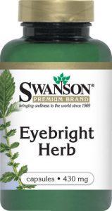 tabletki świetlika na poprawę wzroku